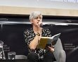 Tracey Thorn at the Edinburgh International Book Festival