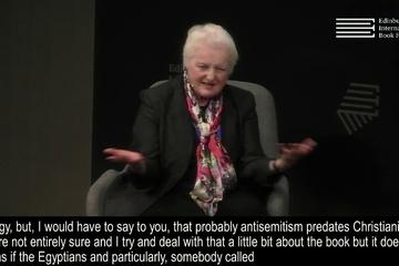 Julia Neuberger talks to Richard Holloway at the Edinburgh International Book Festival
