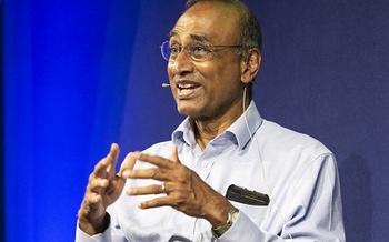 Venki Ramakrishnan at the Edinburgh International Book Festival
