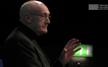 Richard Holloway at the Edinburgh International Book Festival