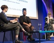 Candice Carty-Williams & Annaleese Jochems at the Edinburgh International Book Festival