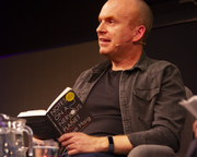 Matt Haig at the Edinburgh International Book Festival