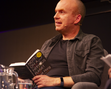 Matt Haig at the Edinburgh International Book Festival