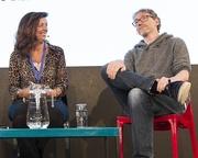 Louise Doughty & Stuart Turton at the Edinburgh International Book Festival