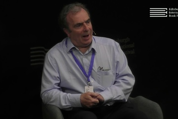 Peter Hitchens speaks to Ruth Wishart at the Edinburgh International Book Festival