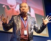 Giles Yeo at the Edinburgh International Book Festival