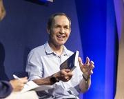 Mike Berners-Lee at the Edinburgh International Book Festival