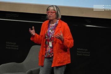 Philippa Perry at the Edinburgh International Book Festival