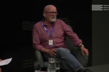 Roddy Doyle talks to Chris Brookmyre at the Edinburgh International Book Festival