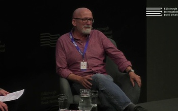 Roddy Doyle talks to Chris Brookmyre at the Edinburgh International Book Festival