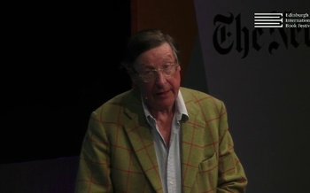 Max Hastings speaks with Magnus Linklater at the Edinburgh International Book Festival
