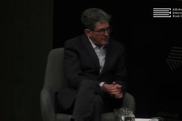 Alan Rusbridger talks to David McCraw at the Edinburgh International Book Festival