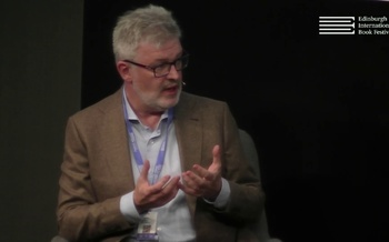 James MacMillan at the Edinburgh International Book Festival