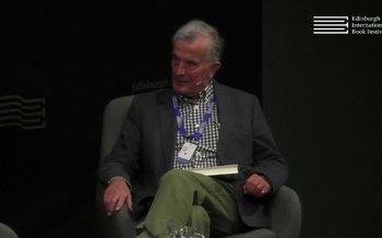 Trevor Royle speaks with Magnus Linklater at the Edinburgh International Book Festival