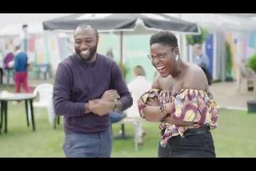 Outriders Africa: Meet Emmanuel Iduma and Eliza Anyangwe | Edinburgh International Book Festival