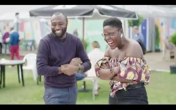 Outriders Africa: Meet Emmanuel Iduma and Eliza Anyangwe   Edinburgh International Book Festival