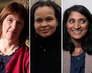 Kathleen Jamie, Chitra Ramaswamy & Amanda Thomson: Antlers of Water