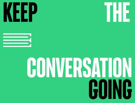 Sponsors Help Edinburgh International Book Festival Keep the Conversation Going
