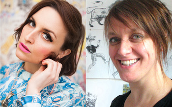 Stitched Together: Family, Friends and Dreaming Big with Laura Dockrill & Sara Ogilvie