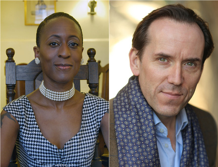 Time Travelling with Patience Agbabi & Ben Miller