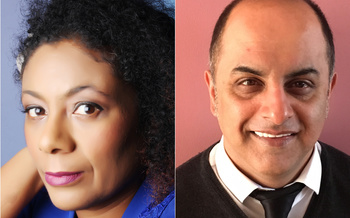 Voices from the Past with Patrice Lawrence & Bali Rai