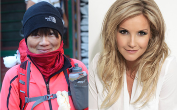 Get Adventurous with Lily Dyu & Helen Skelton