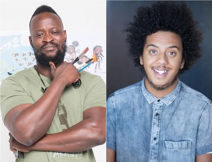 Why Plastic isn't Fantastic: Dapo Adeola & Nathan Bryon