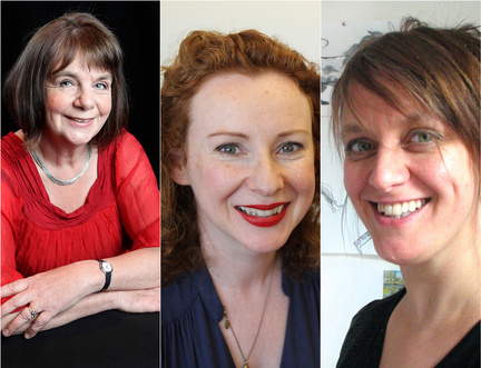 Cooking and Drawing up a Storm with Julia Donaldson, Lydia Monks & Sara Ogilvie