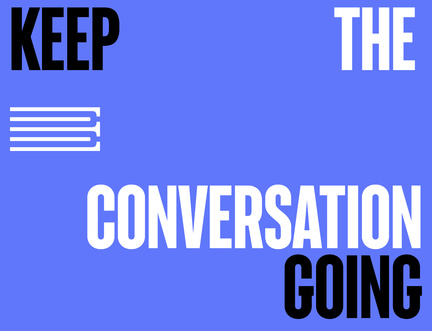2020 Online Programme Launched: Keep the Conversation Going