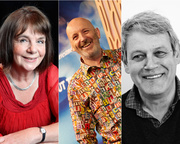 Gruffalos, Conjurors and Teeny Weeny Genies with Julia Donaldson, Axel Scheffler and Nick Sharratt