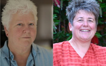 Val McDermid & Jo Sharp: Shaping a Better Future