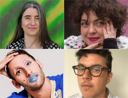 Writing Wrongs: Voices from the Queer Arab Vanguard