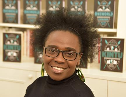 Jennifer Nansubuga Makumbi Shines a Light on Ugandan Feminism at Edinburgh International Book Festival