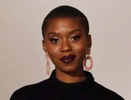 """The core of black feminism is anti-capitalist and anti-imperialist."" Lola Olufemi & Minna Salami in conversation at the Edinburgh International Book Festival"