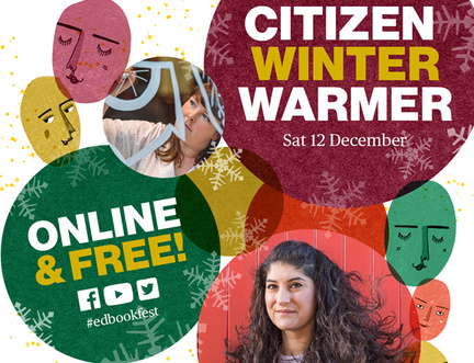 Citizen Winter Warmer - Join us Online 12 December