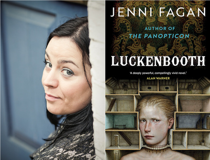 Jenni Fagan with Denise Mina: A City, a Curse and a Century of Secrets