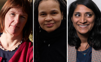 Kathleen Jamie, Chitra Ramaswamy & Amanda Thomson: Antlers of Water (2020 Event)