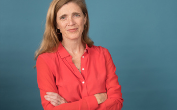 Samantha Power with Allan Little: What One Person Can Do (2020 Event)