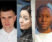 Graeme Armstrong, Jenni Fagan & Caleb Femi: Take Your Place