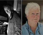 Pat Nevin with Val McDermid: Scottish Football's Indie Star
