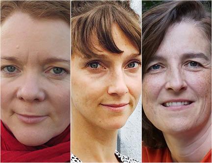Sarah Ardizzone, Marianne Dubuc & Greet Pauwelijn: Translation Adventures