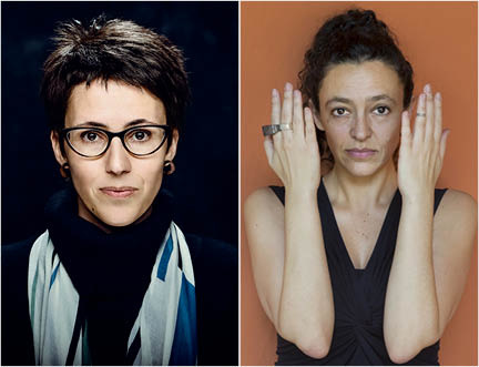 Eva Baltasar & Lina Meruane: Body Politics