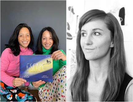 Ming Chen, Wah Chen & Carmen Vela: One Day We Had to Run