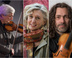 Helena Attlee with Lev Atlas & Greg Lawson: Fiddler on the Don
