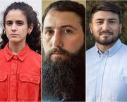Leah Cowan, Julián Fuks & Abbas Nazari: Surviving Hostile Environments