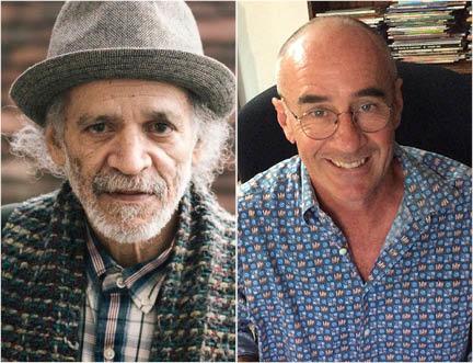 John Agard & Piet Grobler: A Poem for Our Planet