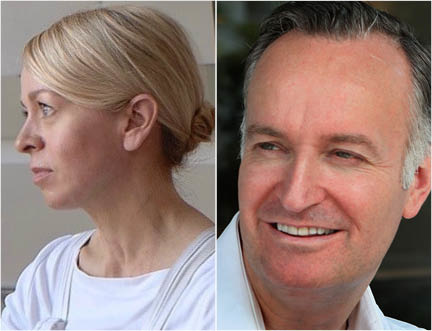 Alison Watt with Andrew O'Hagan: The Joy of Influence