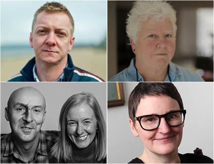 Doug Johnstone, Val McDermid, Ambrose Parry & Mary Paulson-Ellis: Summer Crime Wave