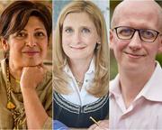 Sita Brahmachari, Cressida Cowell & Piers Torday: What a Wonderful World