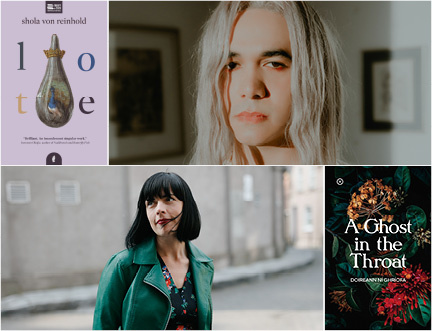 Electrifying tales win the University of Edinburgh's James Tait Black Awards